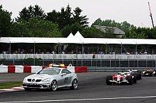 Formel 1 - Toyota: Wieder einen Podestplatz verspielt