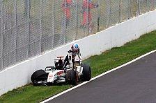 Formel 1 - B·A·R Honda: Die Null bleibt stehen