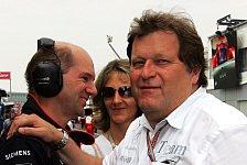 Formel 1 - Haug: Die Schuld verteilt sich 50:50