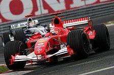 Formel 1 - Ferrari: Auch Glück muss man sich erarbeiten