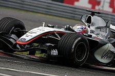 Formel 1 - Eindeutig Montoyas Fehler