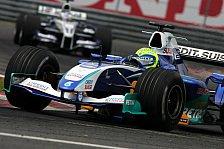 Formel 1 - Sauber: Mit Teamwork & Entschlossenheit zu weiteren Punkten