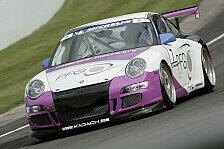 Mehr Motorsport - Porsche Cup: David Saelens mit Trainingsbestzeit