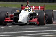 Mehr Motorsport - Champ Cars: Justin Wilson holt erste Pole