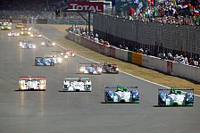 Mehr Motorsport - Le Mans: Audi trotzt den Handicaps