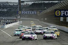 Mehr Motorsport - Porsche Supercup: David Saelens mit Start-/Ziel-Sieg