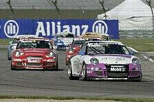 Mehr Motorsport - Porsche Supercup: Saelens gewinnt vor Zampedri