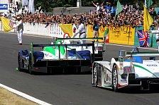 Mehr Motorsport - Audi und Michelin dominieren in Le Mans