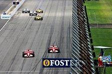 Formel 1 heute vor 16 Jahren: Skandal beim USA GP