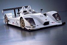 Motorsport - Porsches LMP2-Wagen geht in die heiße Testphase