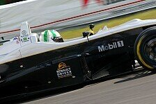 Motorsport - F3 Euro Series: Lucas di Grassi holt erste Pole Position