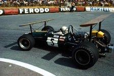 Formel 1 - Bilderserie: Sir Jack Brabhams Karriere in Bildern