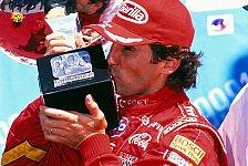 Mehr Motorsport - R�ckkehr ins Renncockpit beabsichtigt: Zanardi will n�chstes Jahr in Daytona fahren