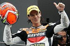 Moto2 - 250ccm-Rekordhalter ist zur�ck: Porto mit Moto2-Wildcard in Argentinien