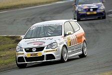 Motorsport - VW Polo Cup: Johansson auch im 2. Zeittraining vorne
