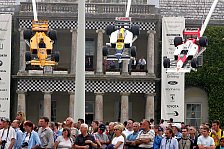 Formel 1 - Das Goodwood Festival of Speed 2003