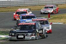 DTM - Optimale Schadensbegrenzung bei Audi