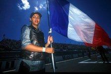Formel 1 - Gespr�che in Abu Dhabi: Frankreich: Geld aus dem arabischen Raum?
