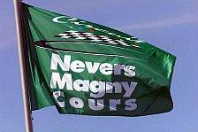 Formel 1 - Au revoir Magny Cours: Kein Frankreich GP 2008