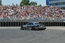 DTM - Rückblick: Mercedes-Festspiele vor Audi-Kulisse