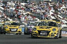Motorsport - Porsche Supercup: Premierensieg für Richard Lietz