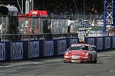 Motorsport - Porsche Supercup: Huisman gewinnt in Silverstone