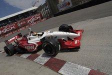 Motorsport - Champ Cars, Toronto: Erster Sieg für Justin Wilson