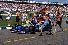 Formel 1 - Bilderserie: Deutschland GP - Fakten zum Grand Prix in Hockenheim