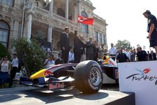 Formel 1 - Red Bull Racing Demo-Event in Istanbul (18.07.05)