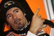 MotoGP - Es war gro�artig: Biaggi dankt Pramac f�r Testm�glichkeit