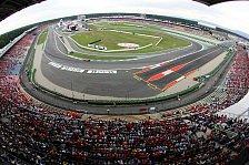 Formel 1 - Fu�ballspiel mit Vettel: Das bietet der Hockenheimring