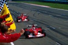 Formel 1 - Heute vor 11 Jahren...: Video: Barrichello-Sieg Ungarn 2002
