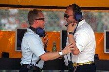Formel 1 - Kolles attackiert Karthikeyan