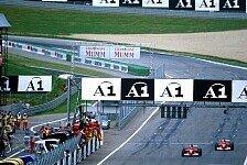 Formel 1 - Let Michael pass for the championship - Teil 4: Hintergr�nde der Formel 1: GP von �sterreich