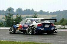 DTM - �berstunden f�r Audi-Fahrer