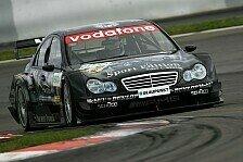 DTM - H�kkinen: Schumacher sollte nicht an die DTM denken