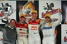 DTM - N�rburgring: Ekstr�m gewinnt Drive Through Lauf