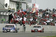 DTM - Bilder: N�rburgring - Sonntag