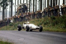 Formel 1 - N�rburgring klassik: Video - F1 1967