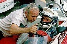 Formel 1 - In Snetterton vor der Kamera: Mass f�r Lauda-Film im Einsatz
