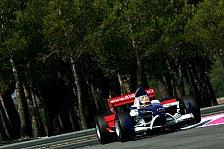 A1GP - A1GP - Testfahrten in Le Castellet