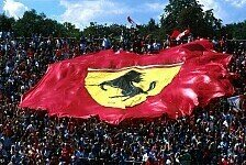 Formel 1 - Alles auf die B�ume!: Monza