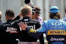 Formel 1 - Das Titelduell: Wird Alonso schon am Sonntag Weltmeister?