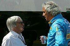 Formel 1 - Niemand sonst will es tun: Ecclestone kann nicht f�r immer