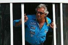 Formel 1 - Briatore fordert weitere Kostensenkungen