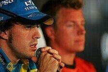 Formel 1 - PK: �ber Freundschaft, Respekt und Vertrauen