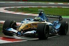 Formel 1 - Renault: 10 Dinge die man macht, wenn es regnet...