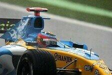 Formel 1 - 4. Freies Training: Alonso schl�gt zur�ck