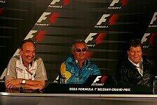 Formel 1 - PK: �ber Aero-Beschnitt, Boost-Button, B-Teams und Gebrauchtwagen in der F1