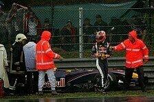 Formel 1 - Red Bull Racing: Liuzzi wurde zum Passagier